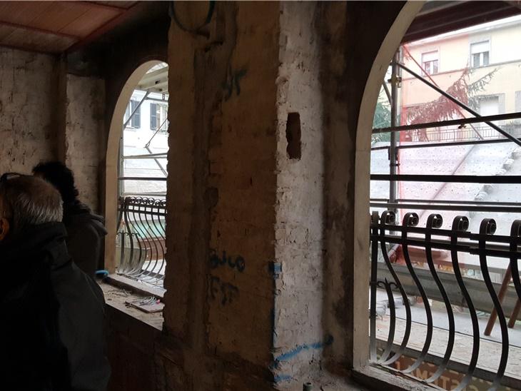 Ristrutturazione palazzo storico in classe F